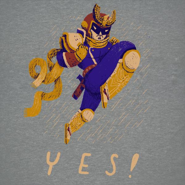 NeatoShop: falcon yes
