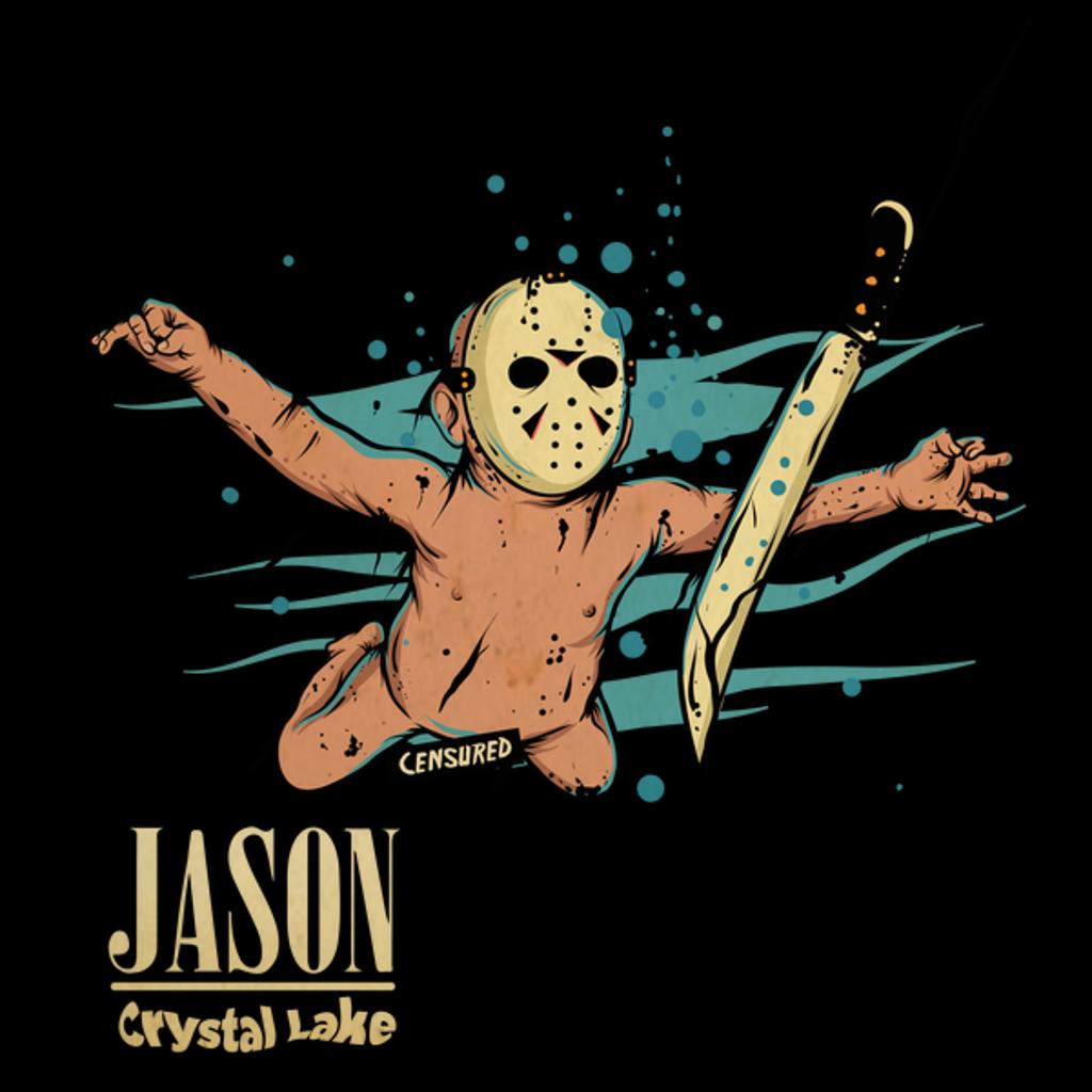 NeatoShop: Smells Like Jason Spirit