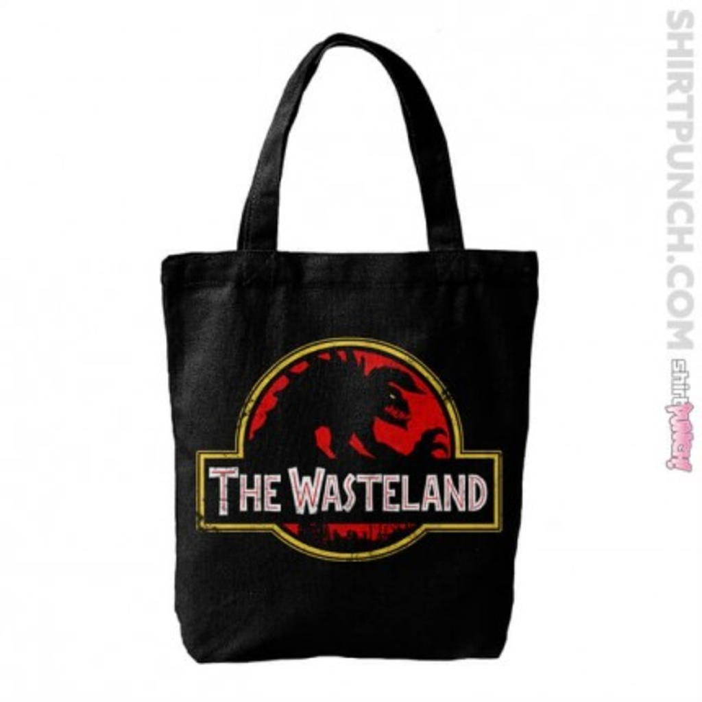 ShirtPunch: The Wasteland Tote