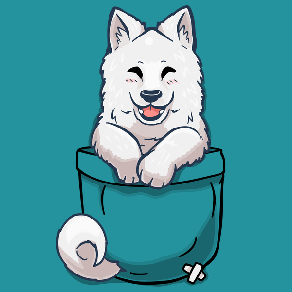 NeatoShop: Pocket Samoyed