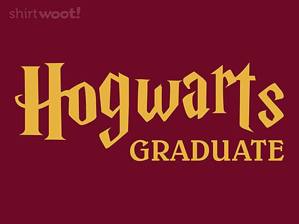 Woot!: Witchcraft Graduate