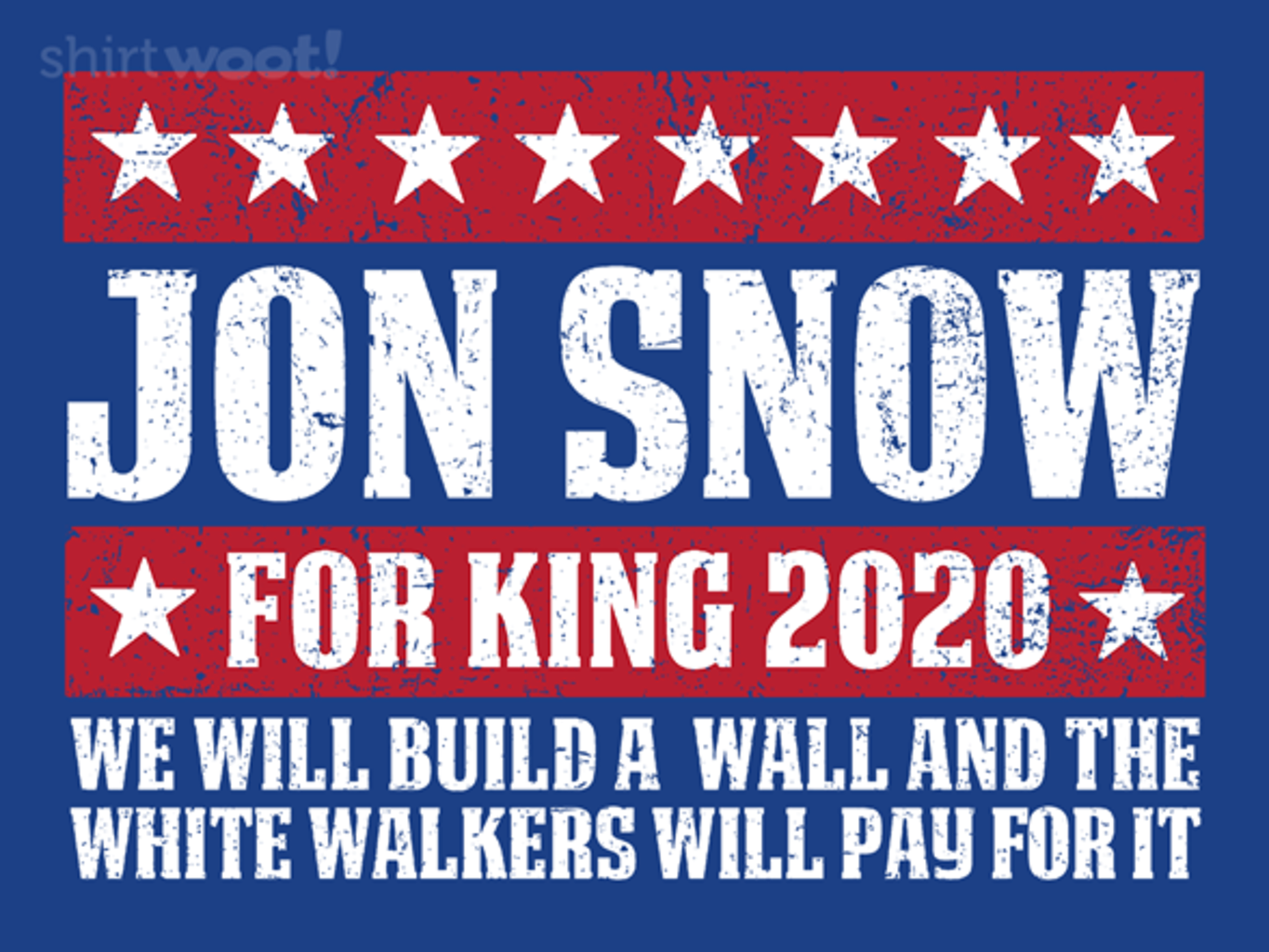 Woot!: Snow 2020