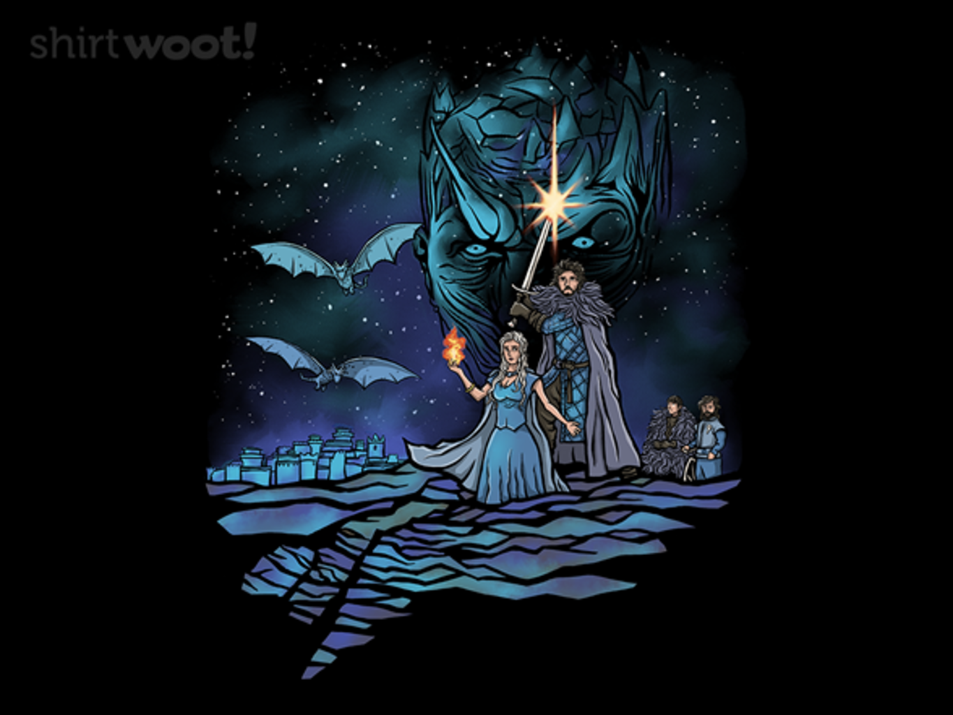 Woot!: Throne Wars: Episode VIII - A New Hope