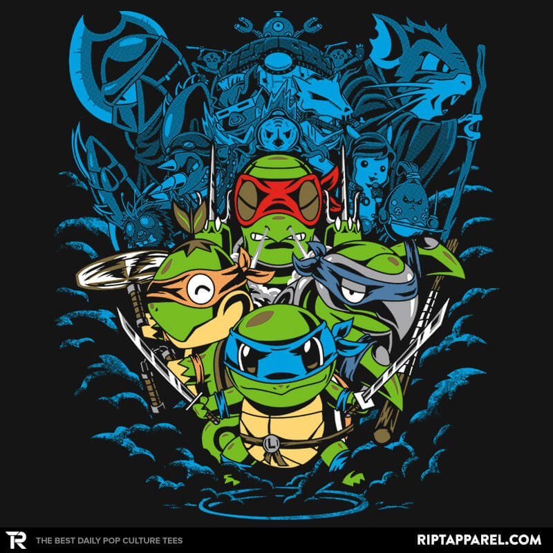 Ript: Poke Turtles