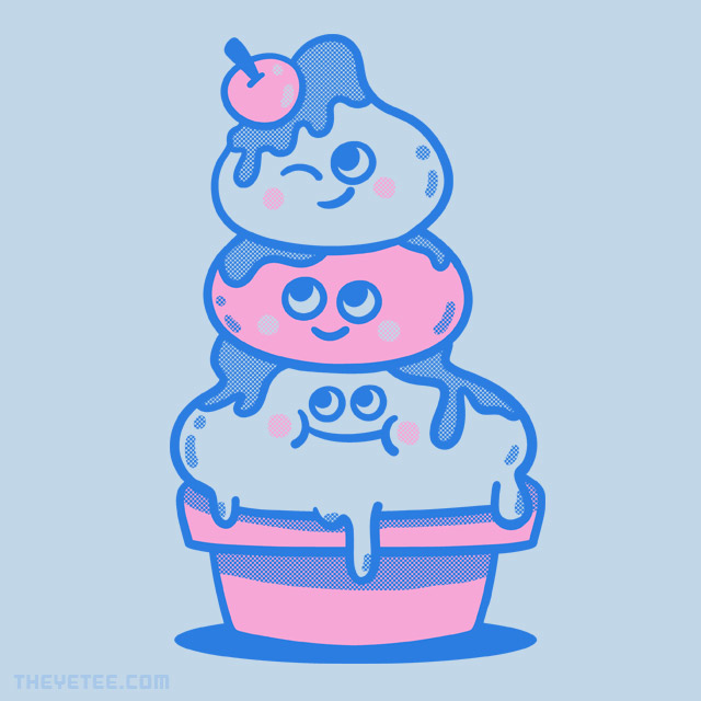The Yetee: Frozen Googurt