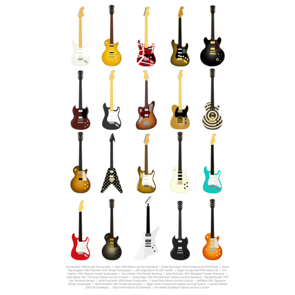 NeatoShop: Guitar Collection (with Key)