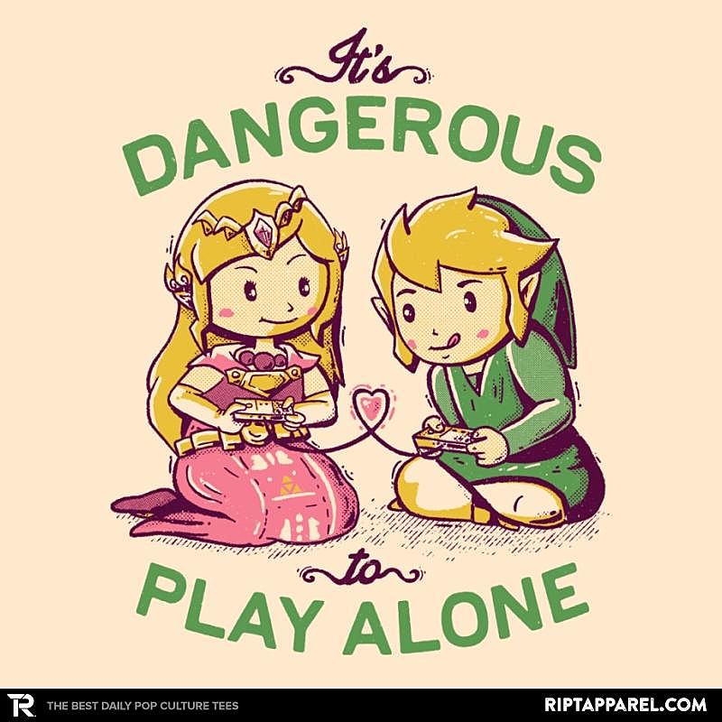 Ript: Dangerous to Play Alone