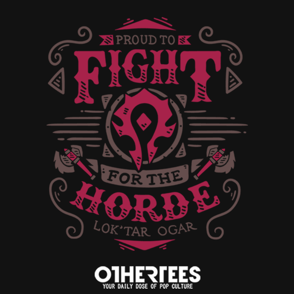 OtherTees: Fight for the Horde