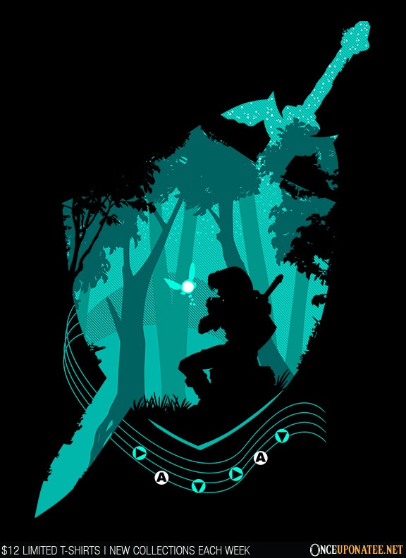 Once Upon a Tee: Song of Time