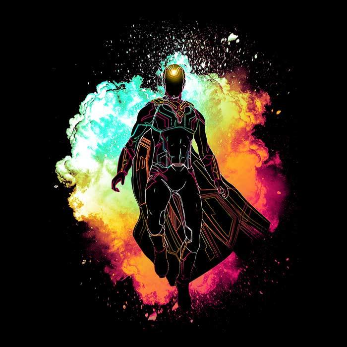 Once Upon a Tee: Soul of the Android