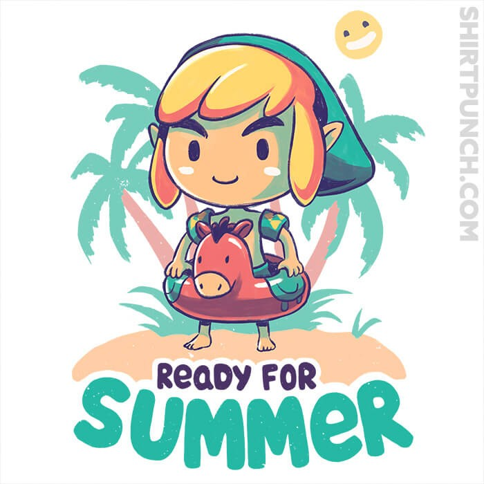 ShirtPunch: Ready For Summer