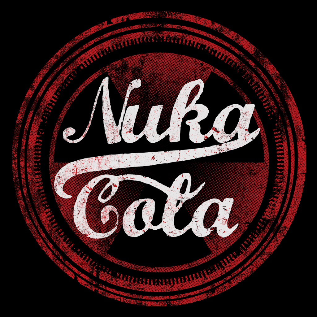 Pop-Up Tee: Nuka Cola