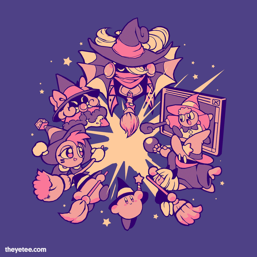 The Yetee: Witchcraft