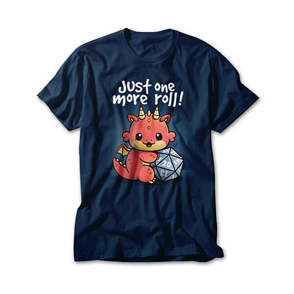 OtherTees: Dragon one more roll