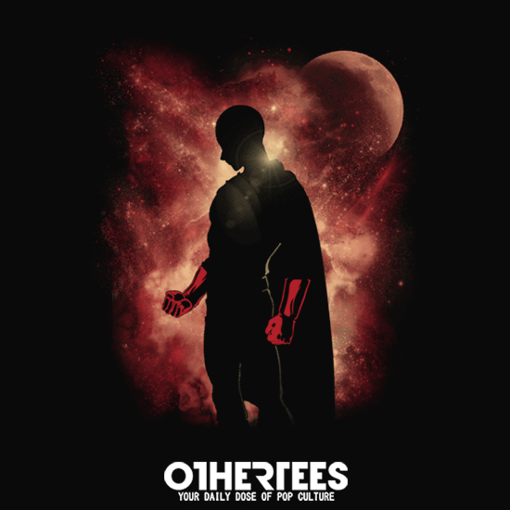OtherTees: Best Warrior of Earth