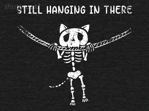 Woot!: Still Hanging in There