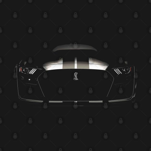 TeePublic: 2020 Ford Shelby GT500