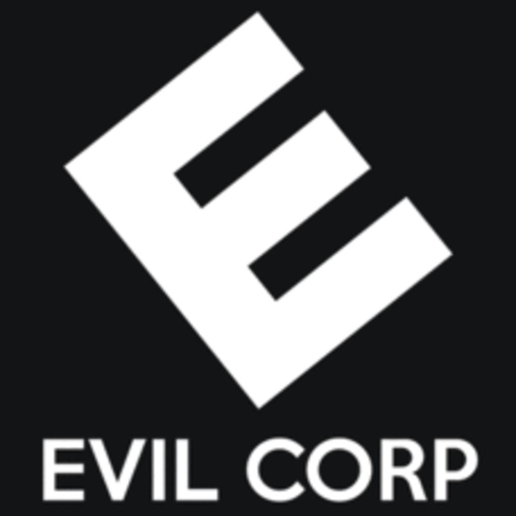 Textual Tees: Evil Corp