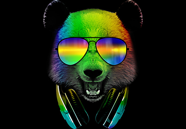 Design by Humans: Dj Panda