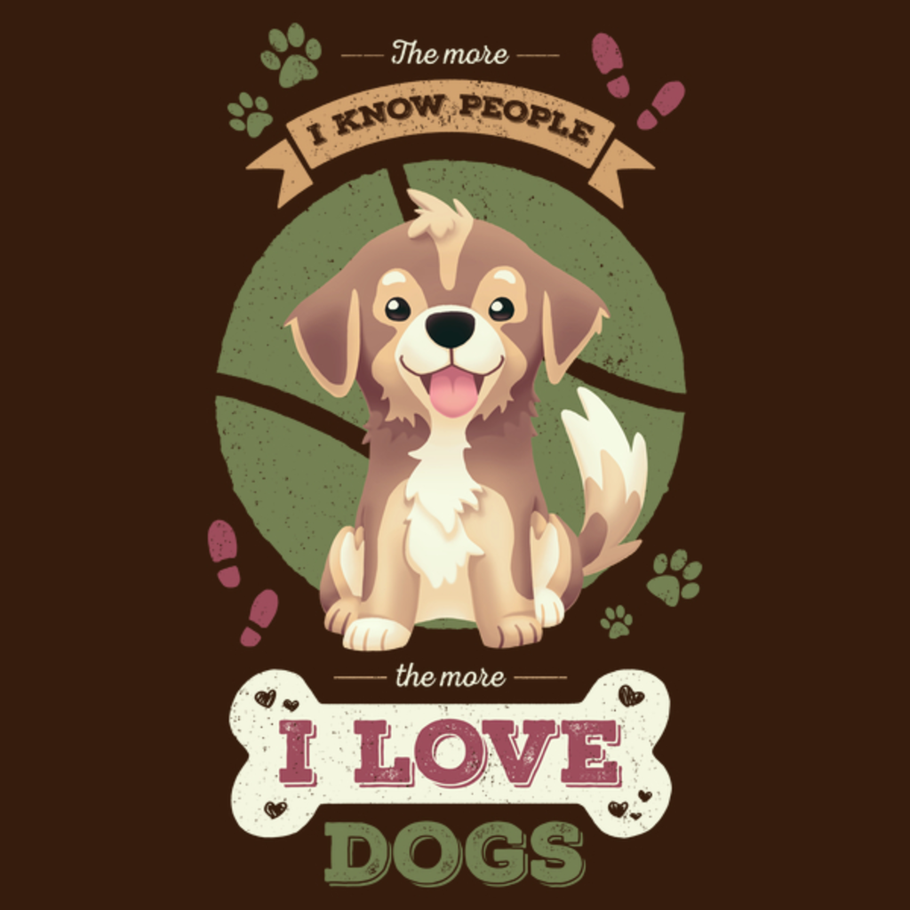 NeatoShop: I Love Dogs!