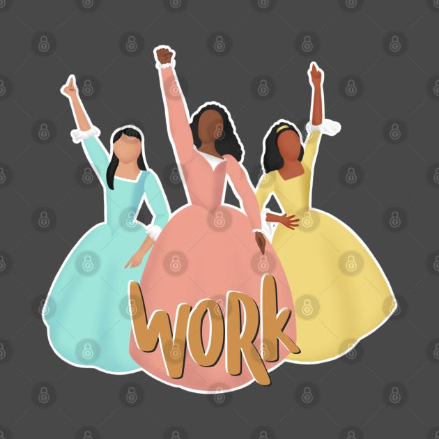 TeePublic: The Schuyler Sisters Work