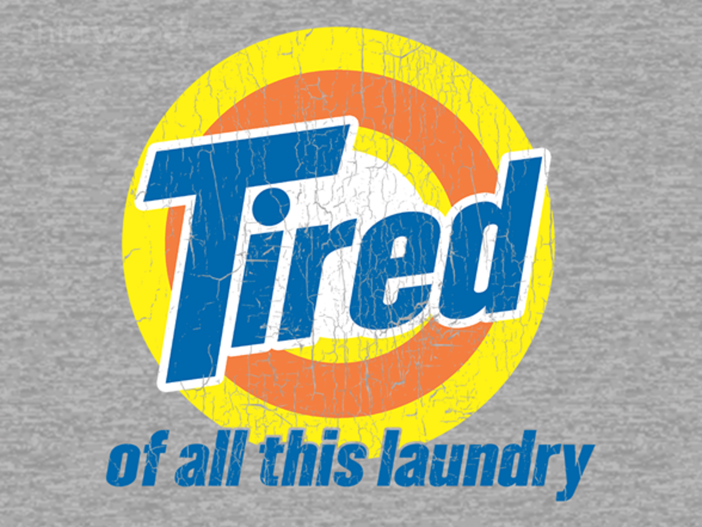 Woot!: Tired