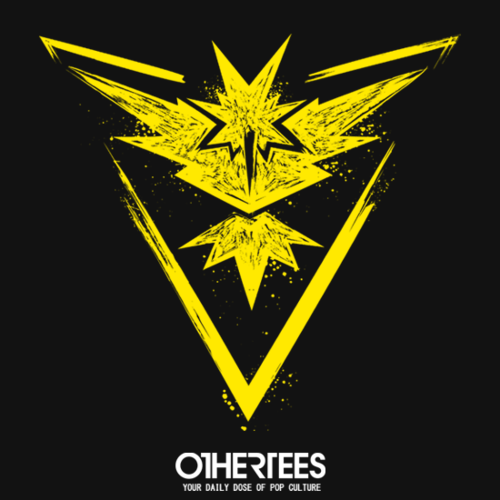 OtherTees: Team Instinct