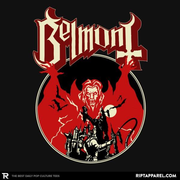 Ript: Belmont Opus Red