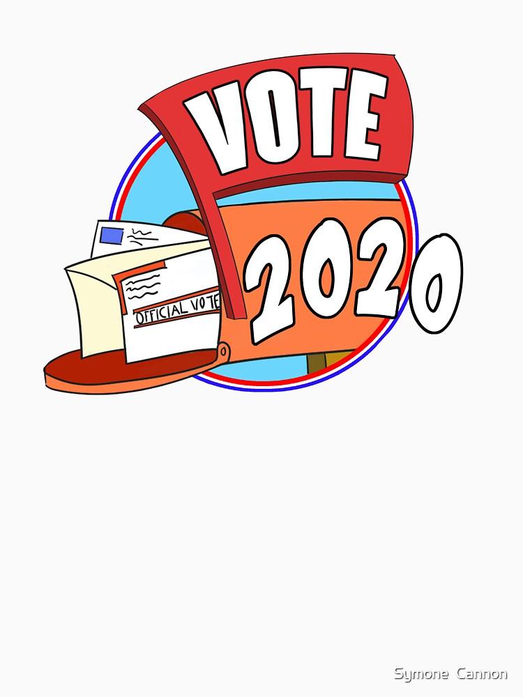 RedBubble: Vote 2020
