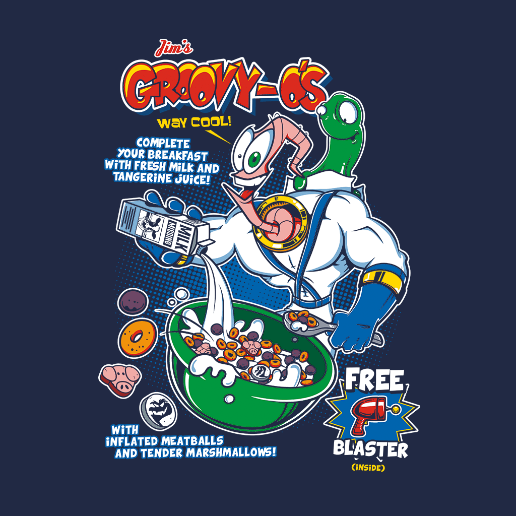 Pop Vulture: GroovyOs Cereal