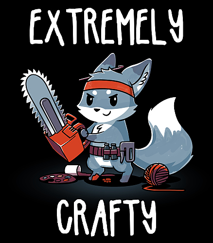 TeeTurtle: Extremely Crafty