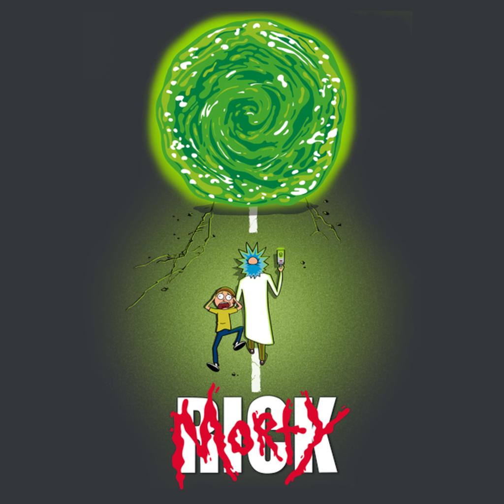 NeatoShop: Rickira and Morty