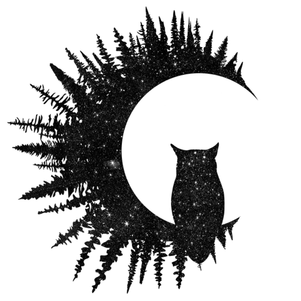 NeatoShop: Owl and Forest