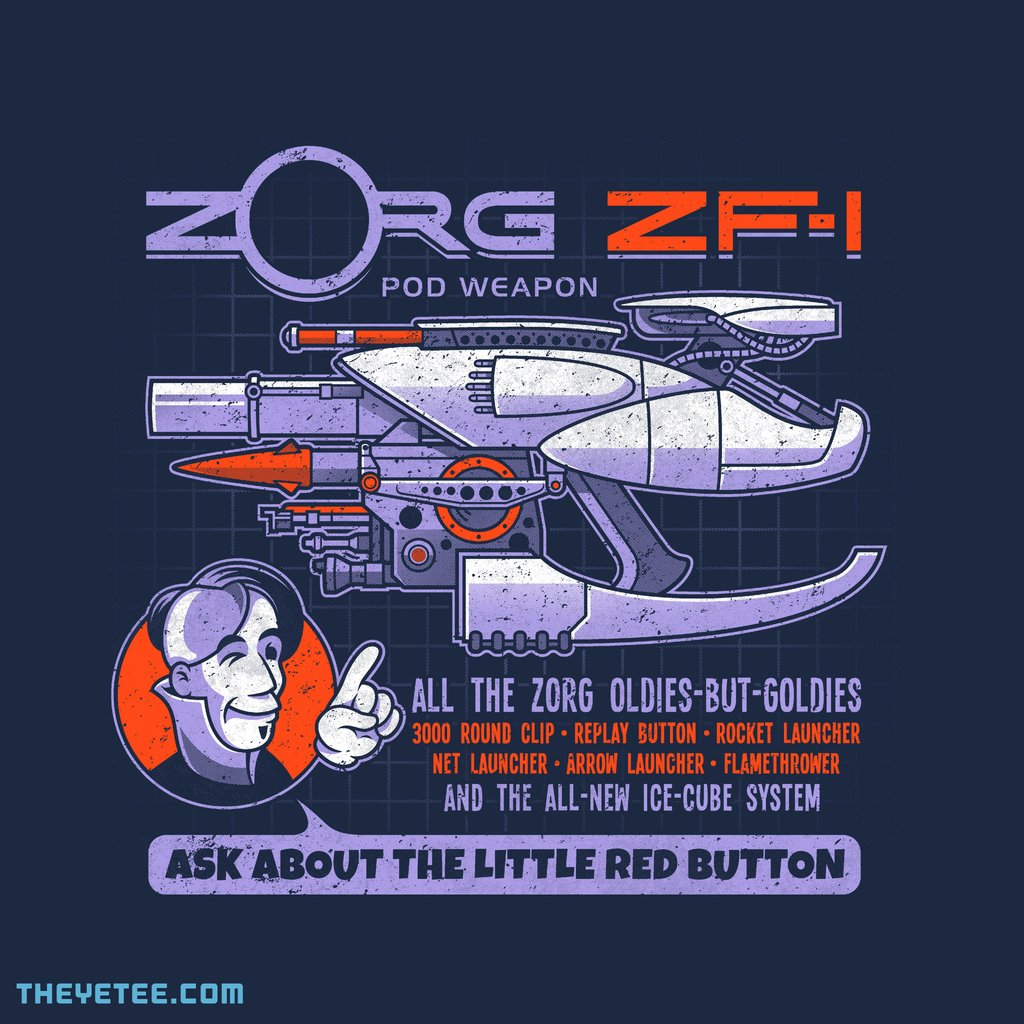 The Yetee: Zorg ZF-1