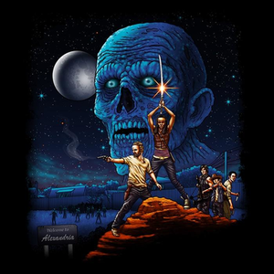 Once Upon a Tee: Dead Wars