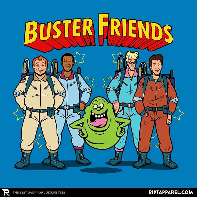 Ript: Buster Friends