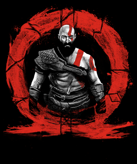 Qwertee: Killer of Gods