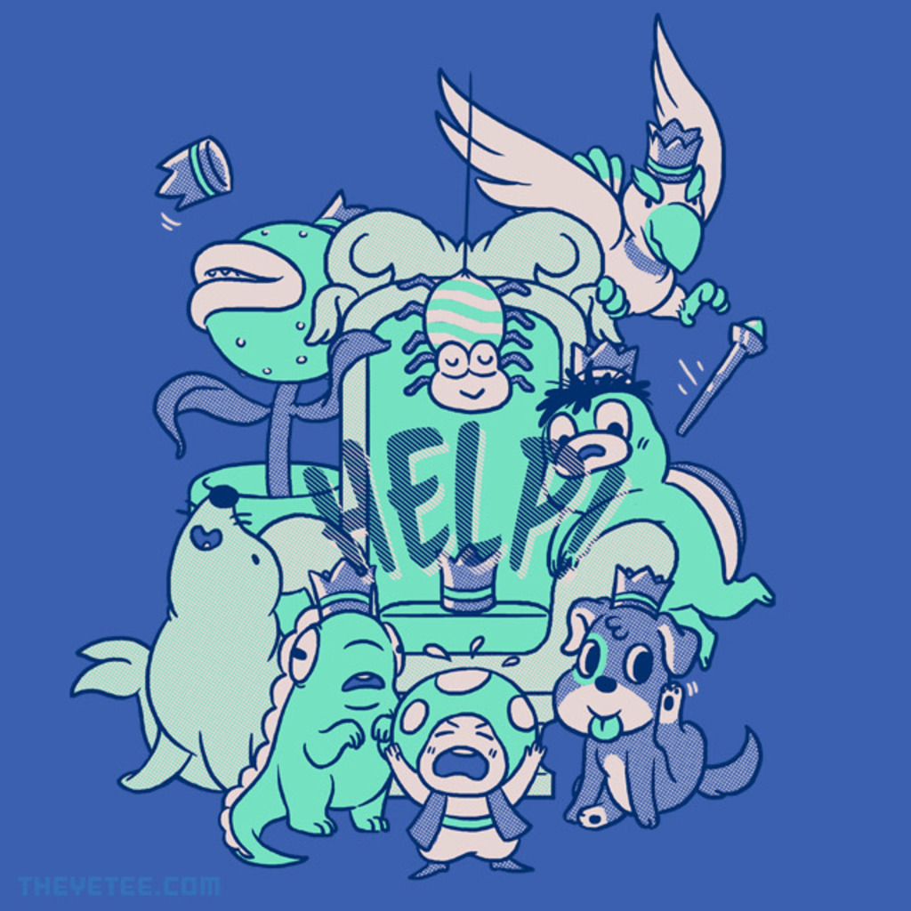 The Yetee: Creature Kings