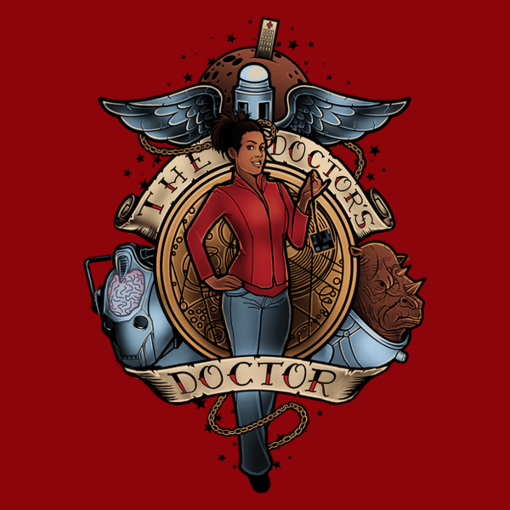 NeatoShop: The Doctor's Doctor