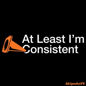 blipshift: Consistency