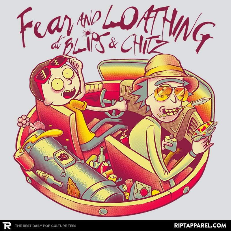 Ript: Fear and Loathing at Blips & Chitz