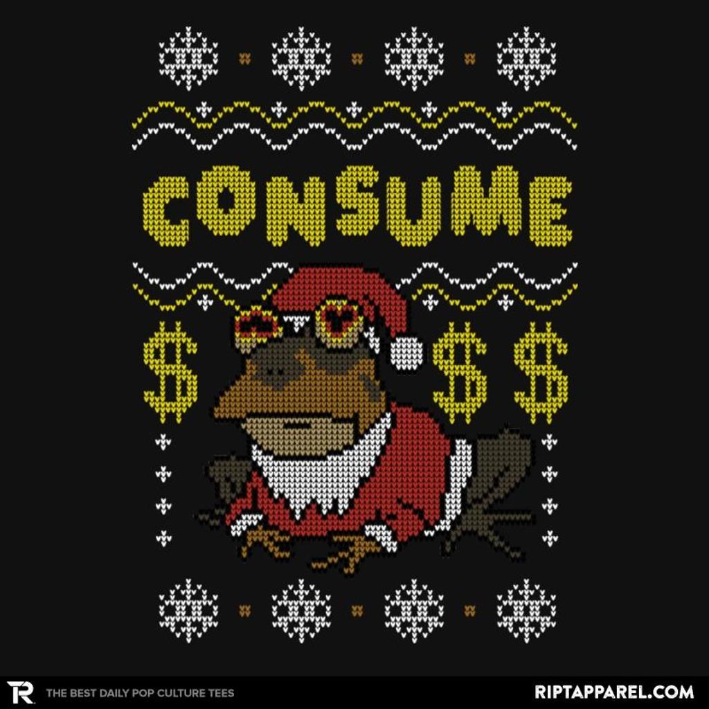 Ript: Consume!