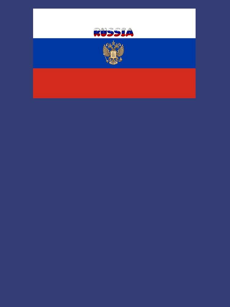 RedBubble: Russian rectangular flag2