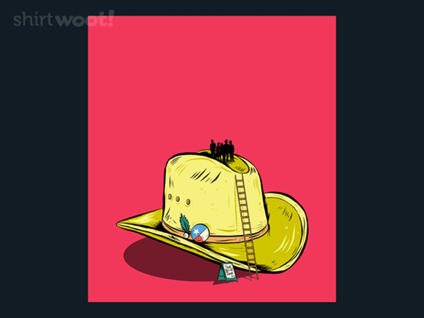 Woot!: The Big Hat