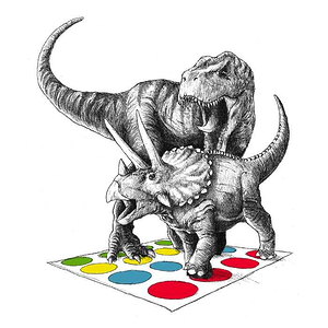Once Upon a Tee: The Ultimate Dino Battle