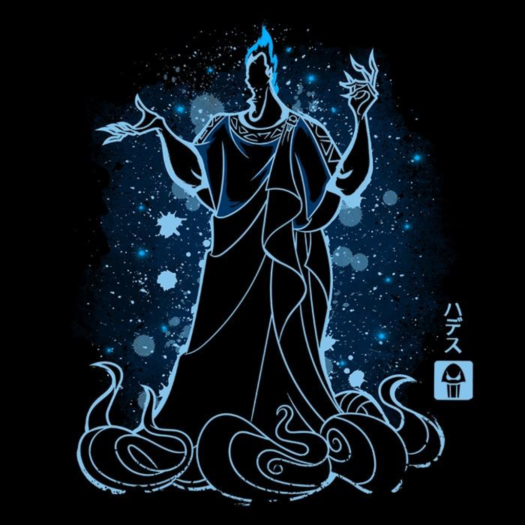 Once Upon a Tee: The God of the Underworld