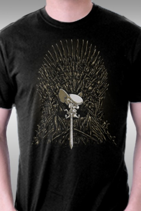 TeeFury: Brain Of Thrones