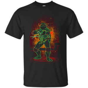 Pop-Up Tee: Shadow of the Red Mutant