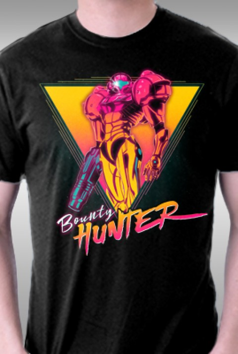 TeeFury: Space Bounty Hunter