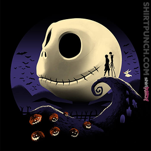 ShirtPunch: Pumpkins and Nightmares